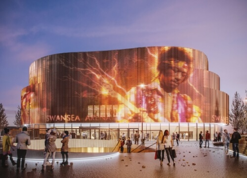 Arena CGI