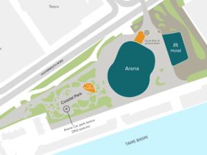 Copr Bay leasing plan